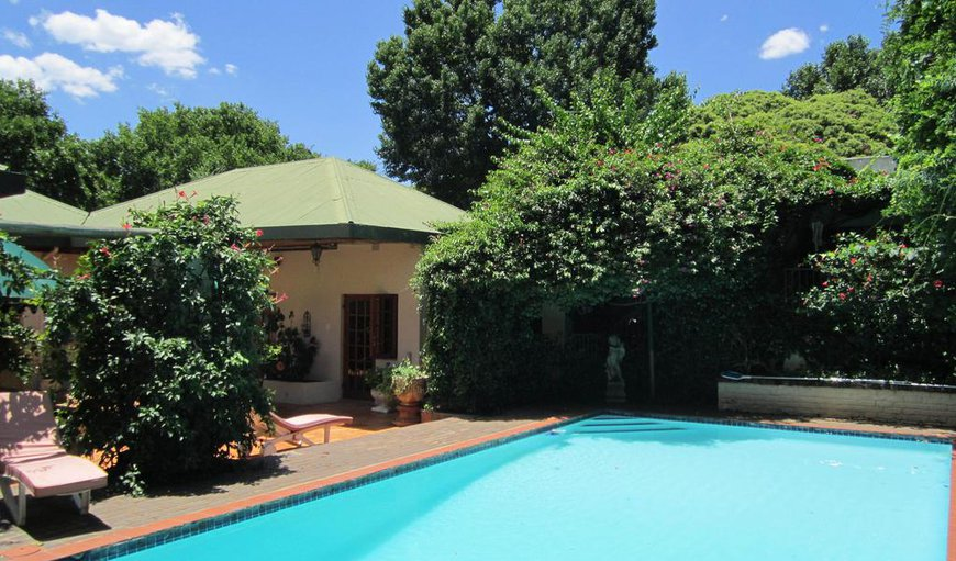 Welcome to the Village Green Guest House! in Parkview, Johannesburg (Joburg), Gauteng, South Africa