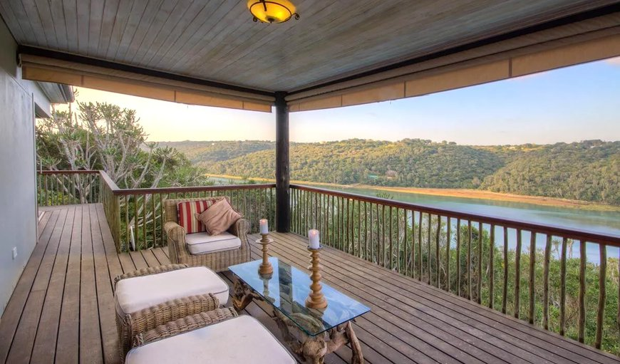 The beautiful Makarios on the River is situated in the 100 ha Nature's Landing Eco Estate just outside Kenton on Sea / Bushman's River Mouth.
