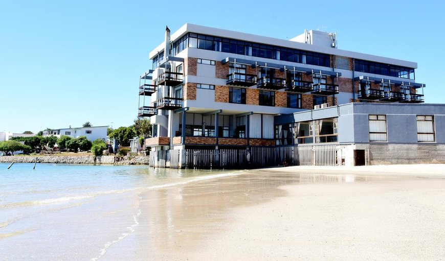 The hotel in Saldanha Bay, Western Cape, South Africa
