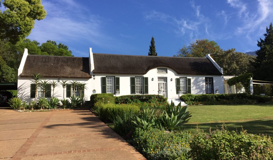 La Sosta Guest House & Restaurant in Swellendam, Western Cape, South Africa
