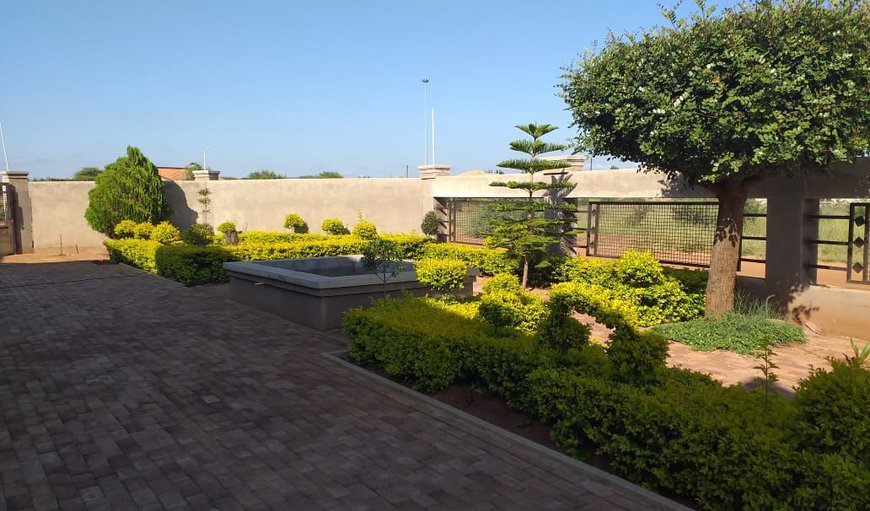 Kingdom's Place Guest House is situated between Rustenburg and Sun City.