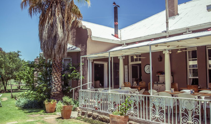 Nick's Place - Guest House and Restaurant in Smithfield, Free State Province, South Africa