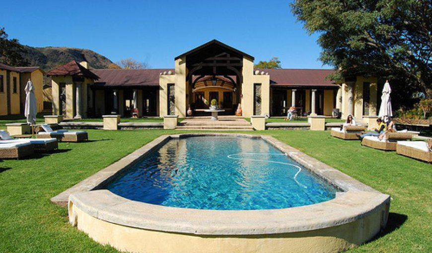 Dawsons Game and Trout Lodge in Badplaas, Mpumalanga, South Africa