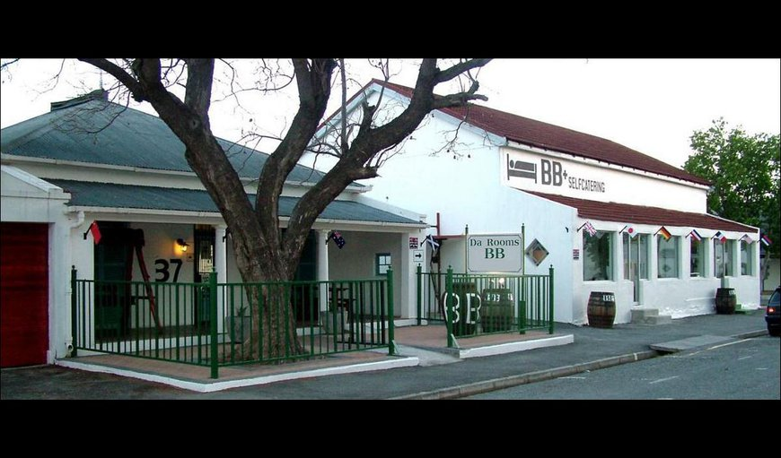 Da Rooms B&B in Worcester, Western Cape, South Africa