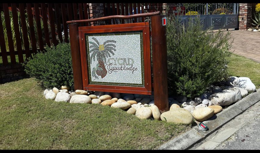 Cycad Guest Lodge in Sedgefield, Western Cape , South Africa