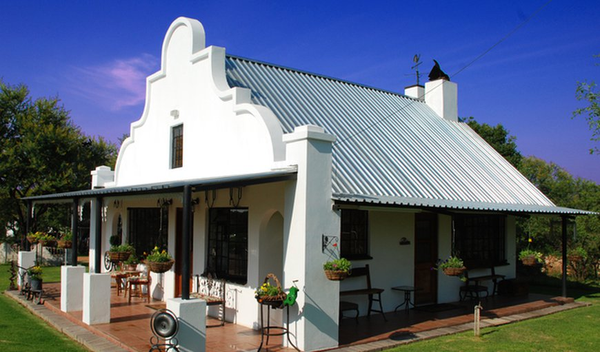 Rietpoort Cottages in Parys, Free State Province, South Africa