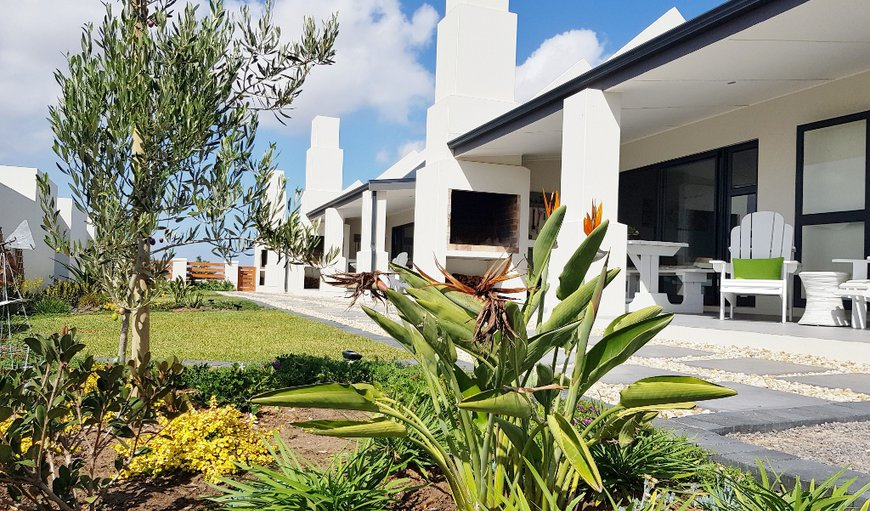 Three Feathers Cottages in Langebaan, Western Cape, South Africa