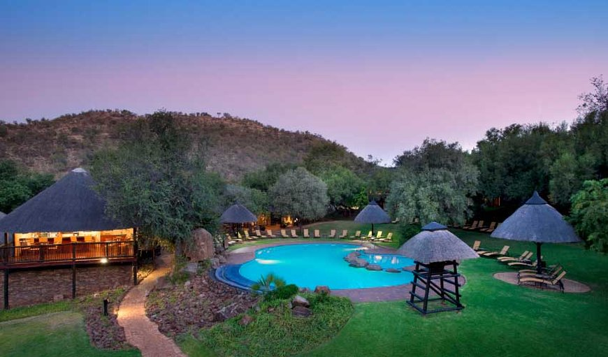 Bakubung Bush Lodge in Rustenburg, North West Province, South Africa