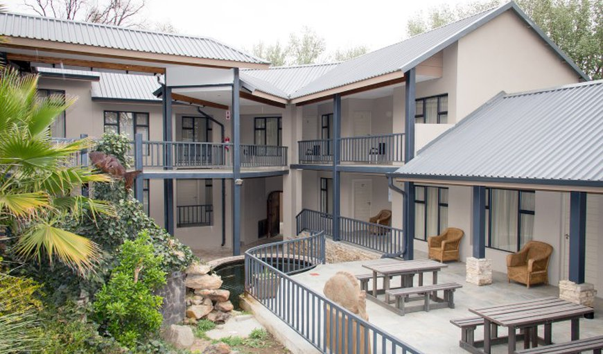 Welcome to La Croche Guest Lodge! in Bethlehem, Free State Province, South Africa