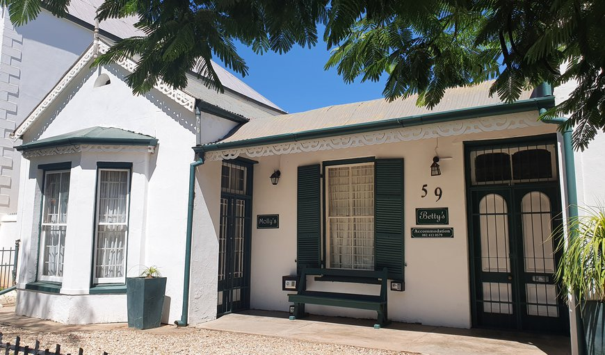 Betty's Guesthouse in Graaff Reinet , Eastern Cape, South Africa