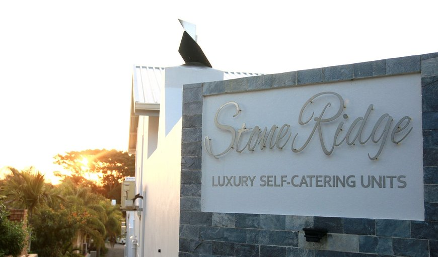 Welcome to Stone Ridge Luxury Self-Catering Units in St Lucia, KwaZulu-Natal , South Africa