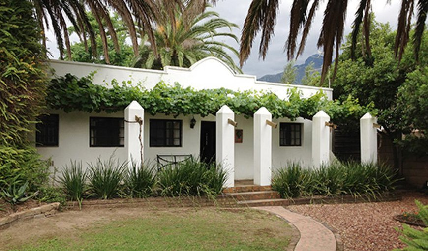 Karoo Cottage in Swellendam, Western Cape , South Africa