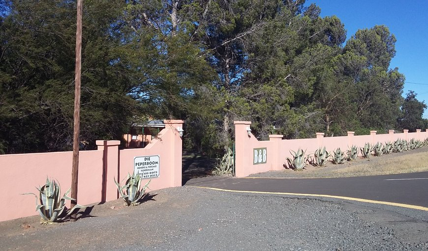 Die Peperboom B&B in Victoria West, Northern Cape, South Africa