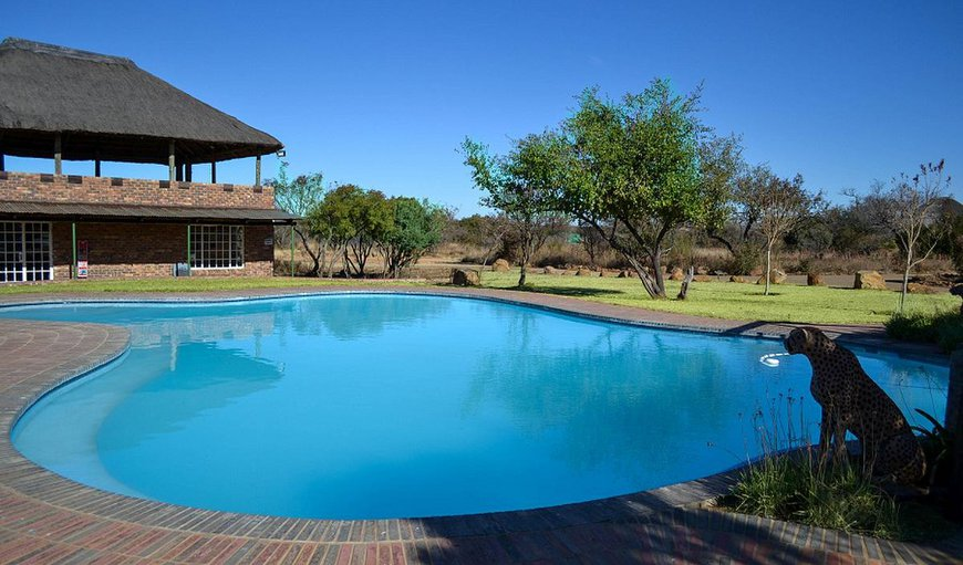 Welcome to Tava Lingwe Game Lodge. in Parys, Free State Province, South Africa