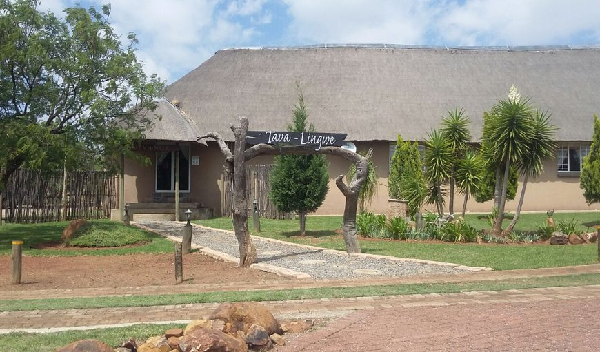 Welcome in Parys, Free State Province, South Africa