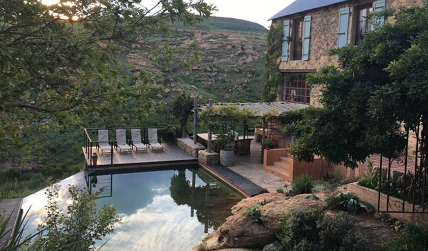 Country House in Clarens, Free State Province, South Africa