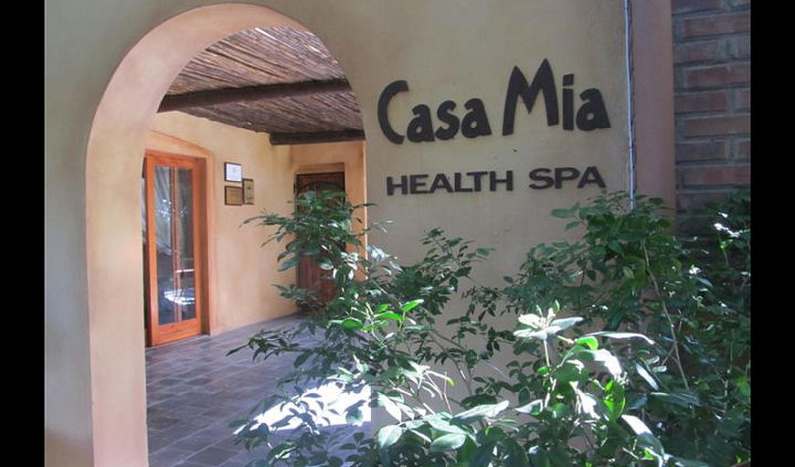Welcome to Casa Mia in Addo, Eastern Cape, South Africa