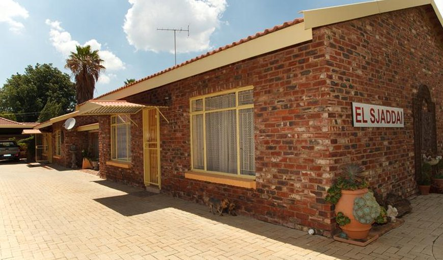 El Sjaddai Guest House in Die Bult , Potchefstroom, North West Province, South Africa