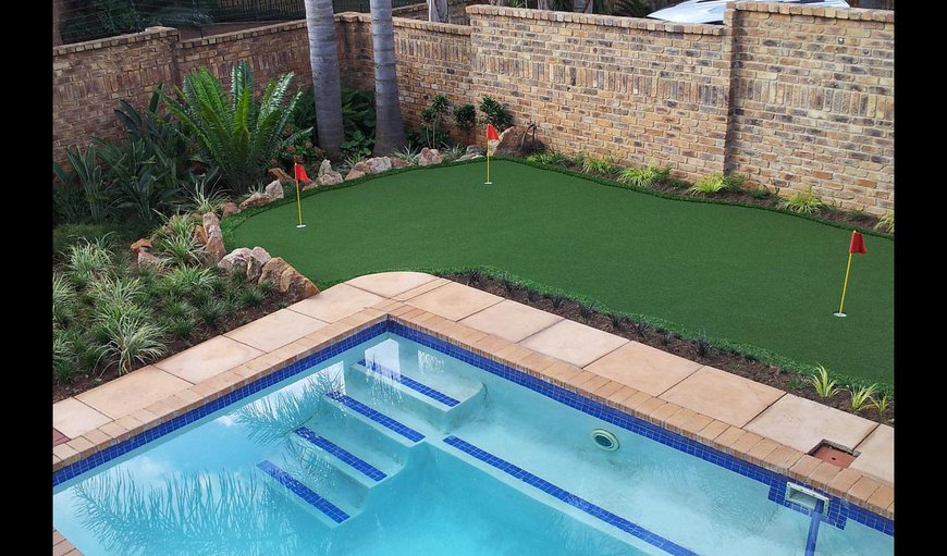 The Club House Guest House In Rooihuiskraal North Centurion Best Price Guaranteed