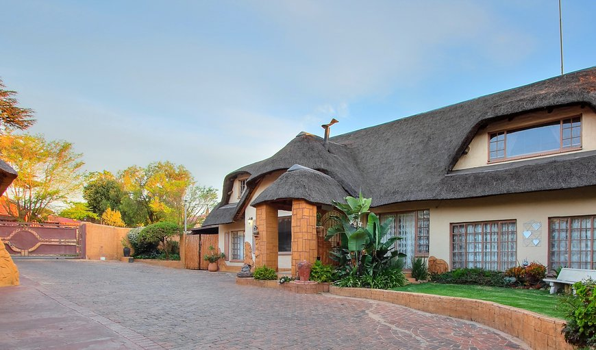All Over Africa Guesthouse in Edleen, Kempton Park, Gauteng, South Africa