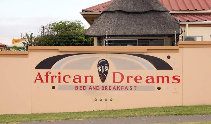 African Dreams Bed and Breakfast in Quigney, East London, Eastern Cape, South Africa