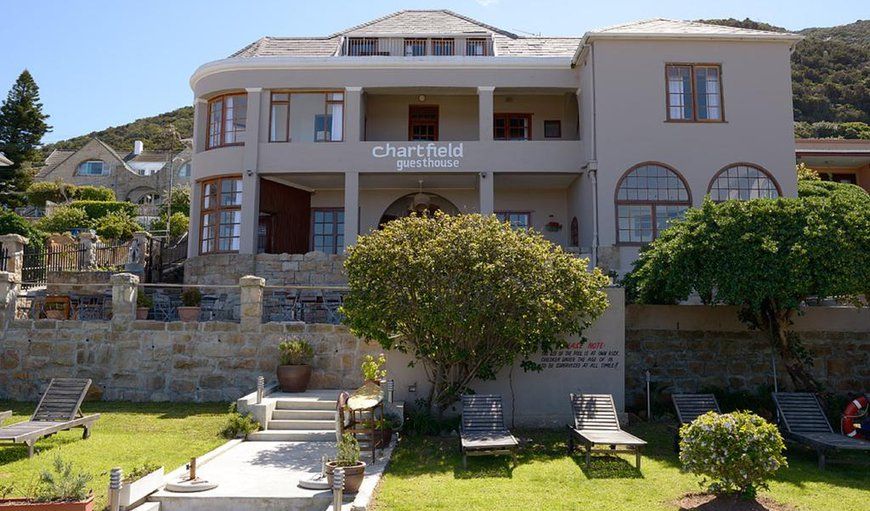 Welcome to Chartfield Guest House. in Kalk Bay, Cape Town, Western Cape, South Africa