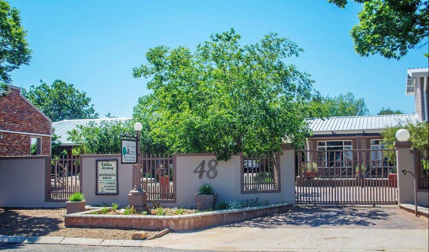 Welcome to Villa Sering Guest House. in Bothaville, Free State Province, South Africa