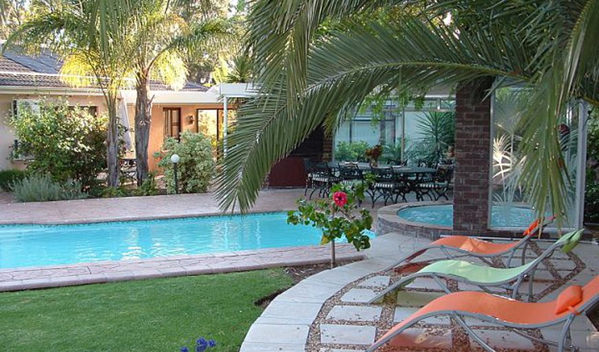Welcome to Blue Crane Guest House! in Somerset West, Western Cape , South Africa