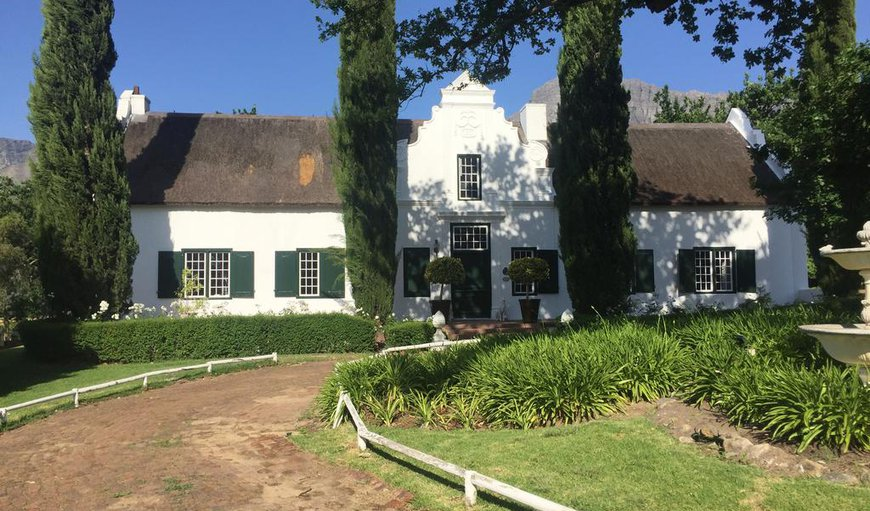 Welcome to Blue Crane Guest House! in Paarl, Western Cape , South Africa
