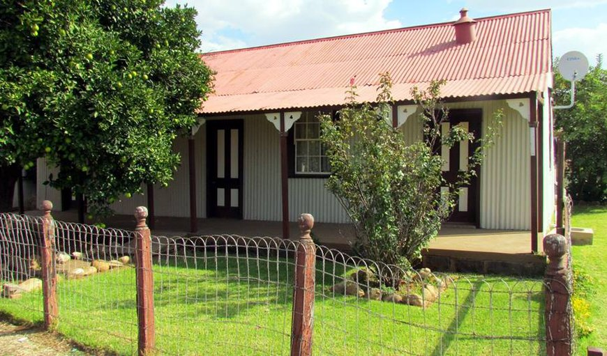 New Rush Guest House - Digger's Cottage in Kimberley, Northern Cape, South Africa