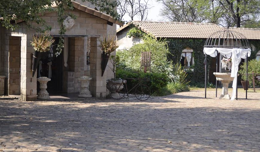 Outside House & Chapel in Witbank, Mpumalanga, South Africa