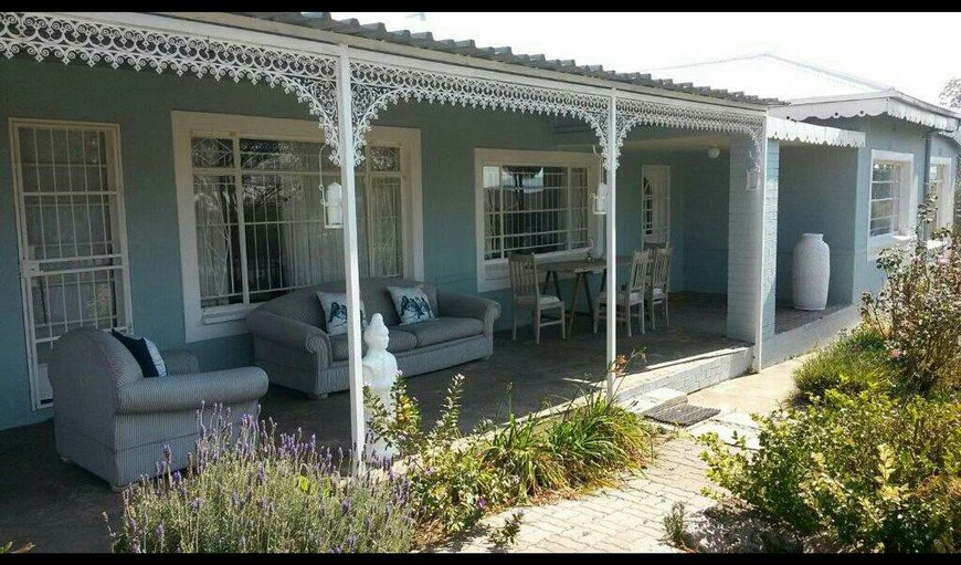 Welcome to Reivilo House. in Parys, Free State Province, South Africa