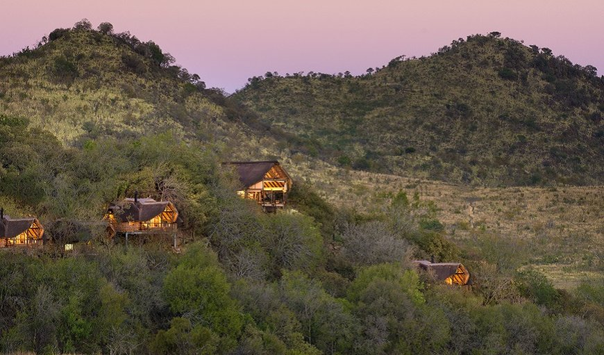 Tshukudu Bush Lodge in Pilanesberg, North West Province, South Africa