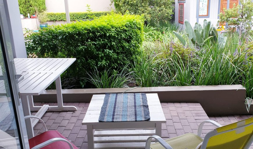 Outside area in Fourways, Johannesburg (Joburg), Gauteng, South Africa