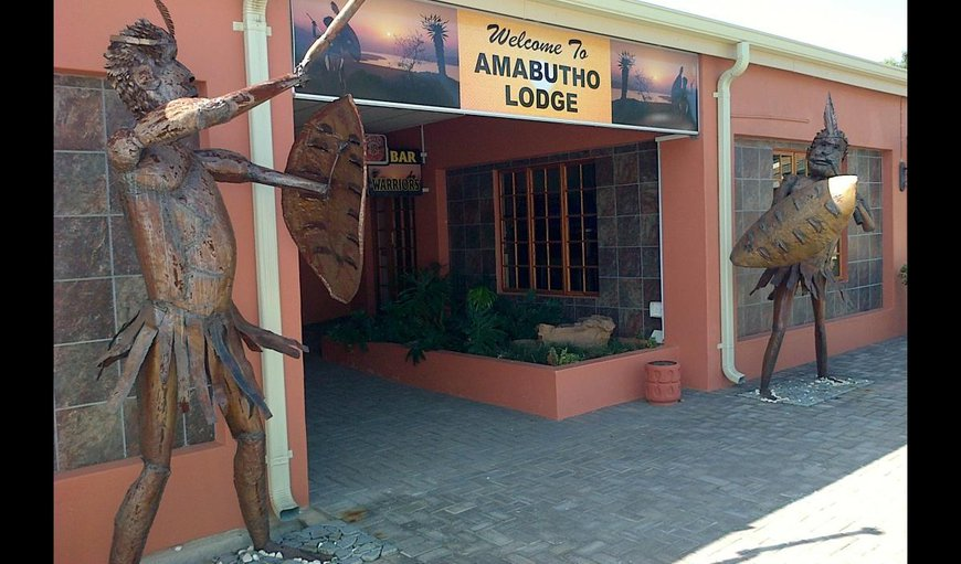 Welcome to Amabutho Warrior Lodge.