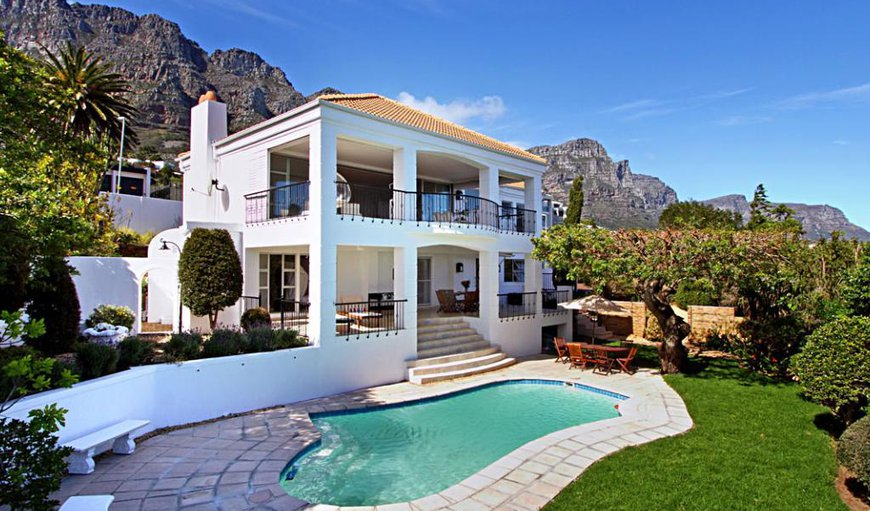 Welcome to Villa Blanca  in Camps Bay, Cape Town, Western Cape , South Africa