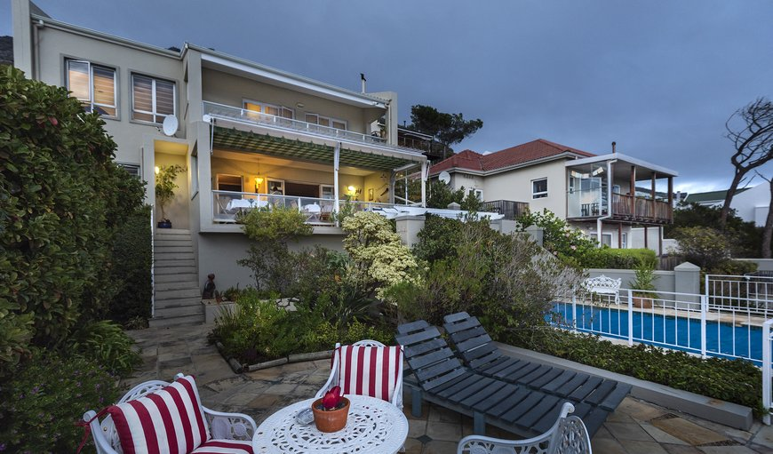 The Grosvenor Guest House in Simon's Town, Cape Town, Western Cape, South Africa