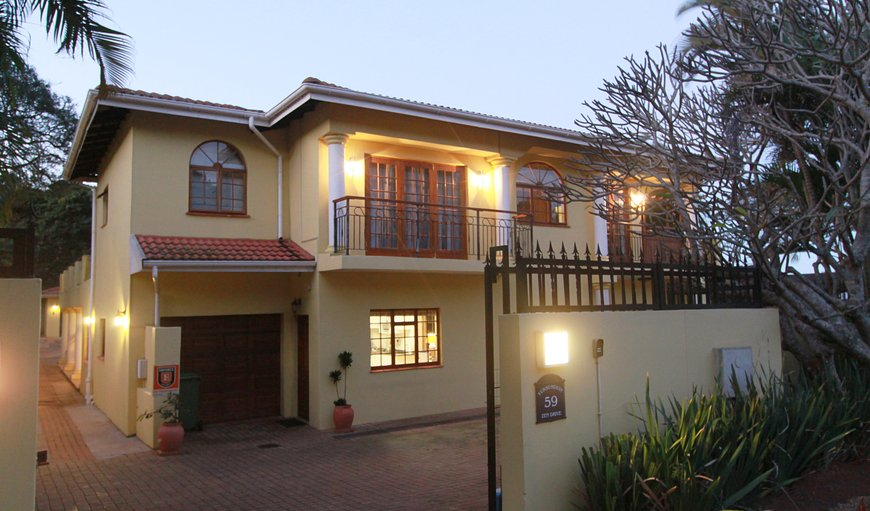 Facade in Ballito, KwaZulu-Natal , South Africa