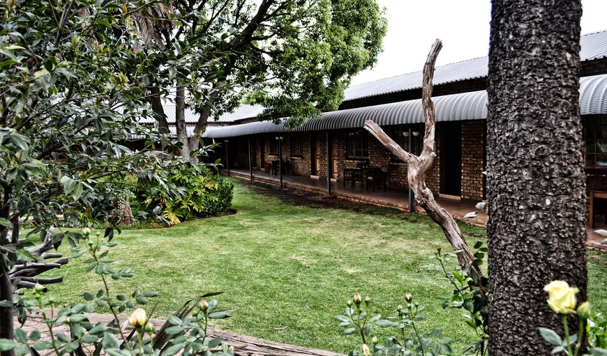 The Oakhouse Lodge in Witbank, Mpumalanga, South Africa