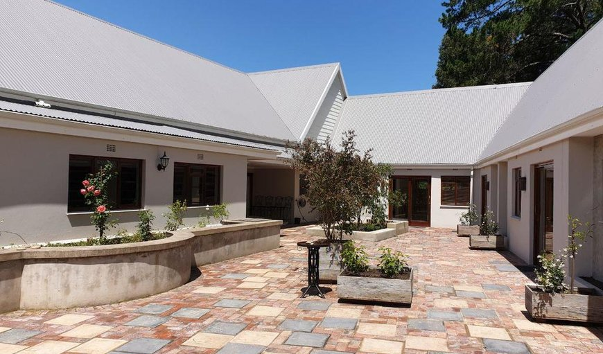 Welcome to Forest Glen Guesthouse in Hunters Home, Knysna, Western Cape, South Africa