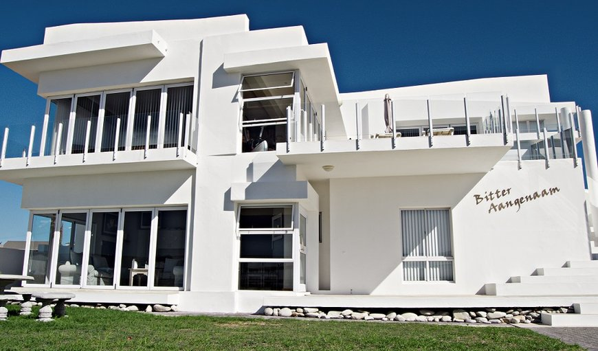Exterior in Struisbaai, Western Cape , South Africa