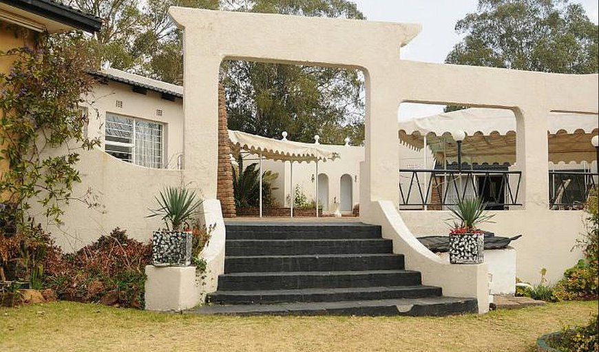 Thoriso Guest House in Germiston, Gauteng, South Africa