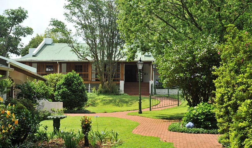 Coach House Hotel & Spa in Tzaneen, Limpopo, South Africa