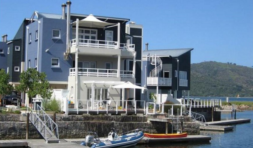 Welcome to the stunning Dry Mill Apartment in Thesen Islands, Knysna, Western Cape , South Africa