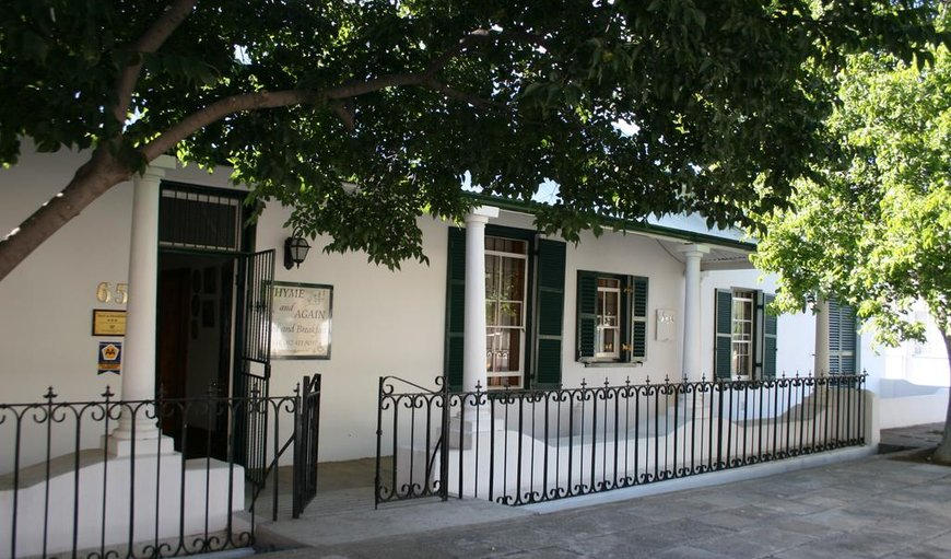 Welcome to Thyme and Again Bed and Breakfast! in Graaff Reinet , Eastern Cape, South Africa