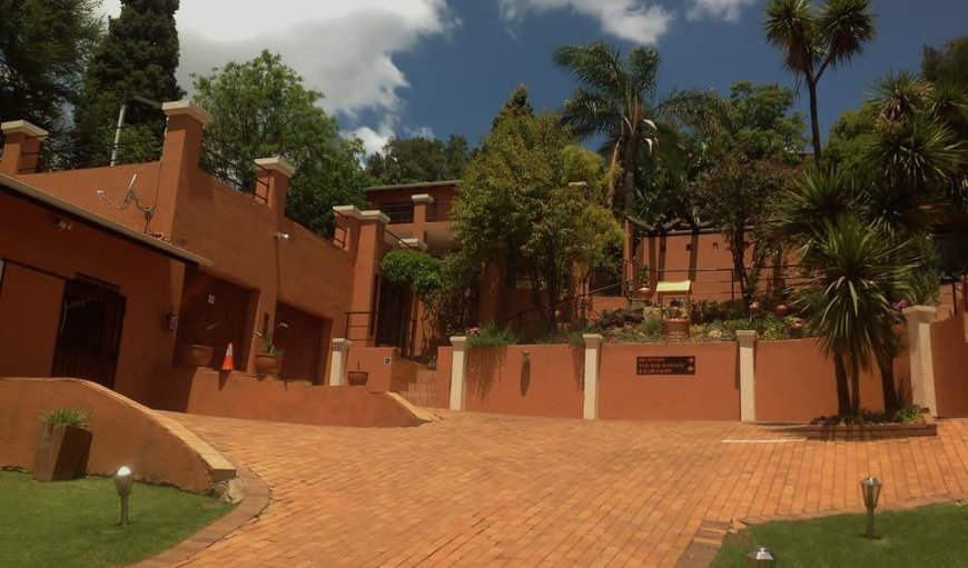 The African Research House in Roodepoort, Gauteng, South Africa