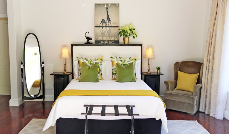 Queen Room on-suite in Franschhoek, Western Cape, South Africa