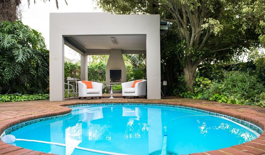 Gorgeous pool, braai, and entertainment area. in Port Elizabeth, Eastern Cape, South Africa