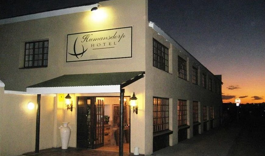 Humansdorp Hotel in Humansdorp, Eastern Cape, South Africa