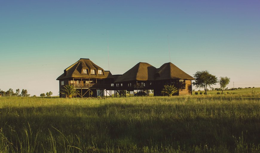 Welcome to the stunning Alan's Place in Oranjeville, Free State Province, South Africa